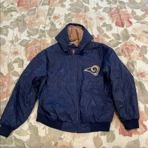 Rams bomber jacket